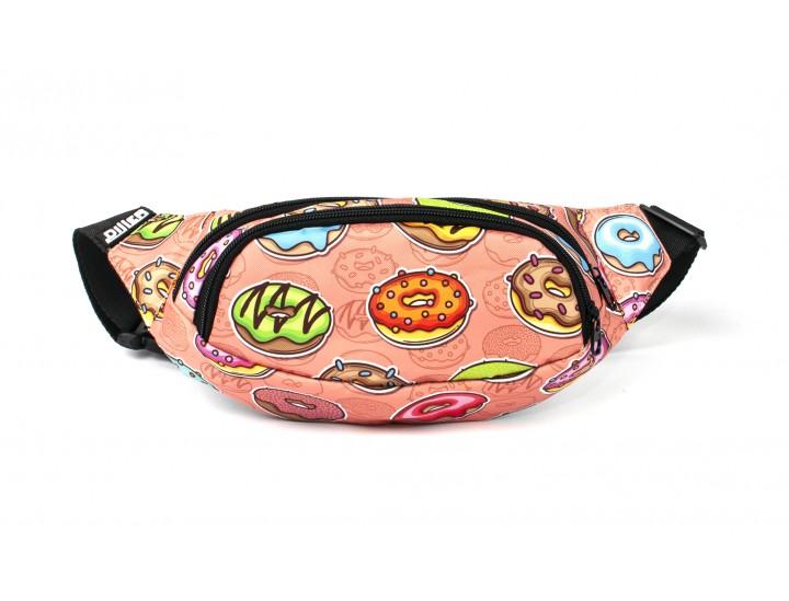Поясная сумка Piggy Donuts