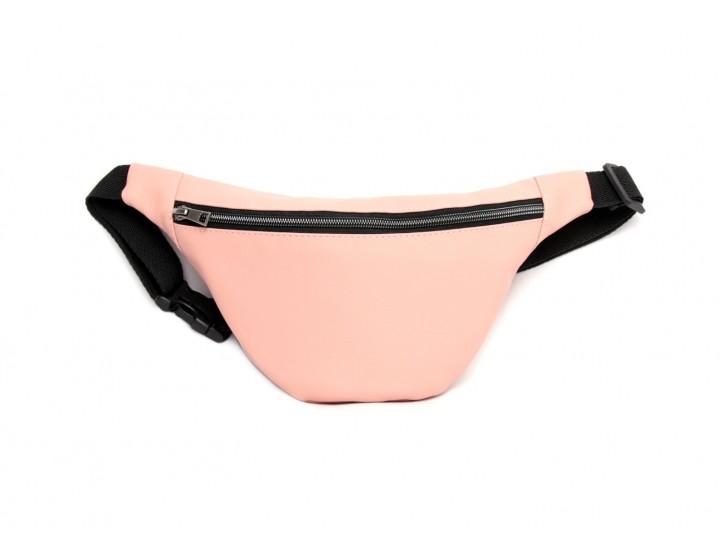 Сумка поясная женская Pink