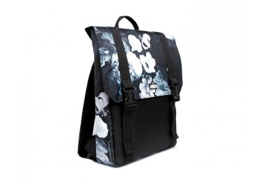 Рюкзак маленький Black Flowers