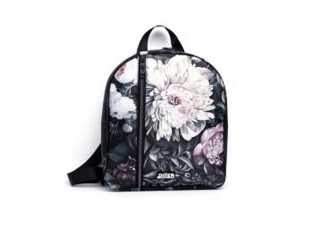 Рюкзак женский Black Flowers