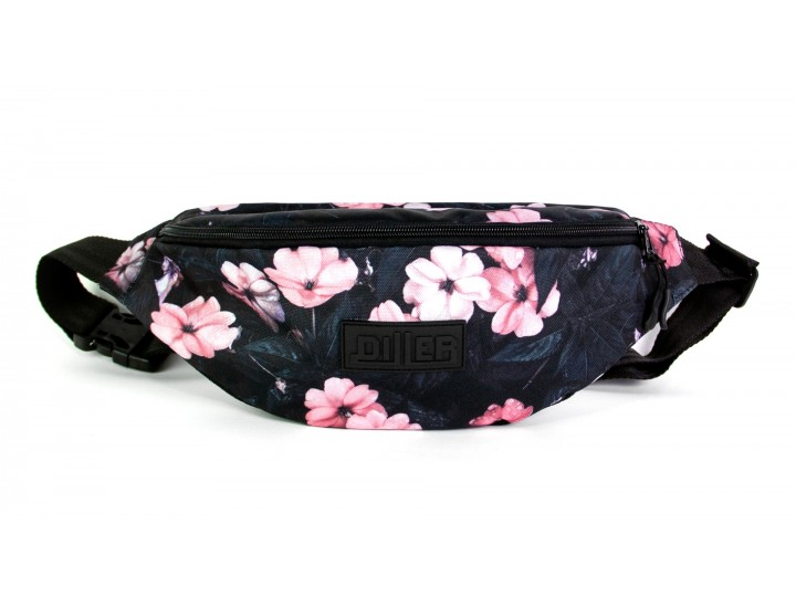 Поясная сумка большая Rose Roses