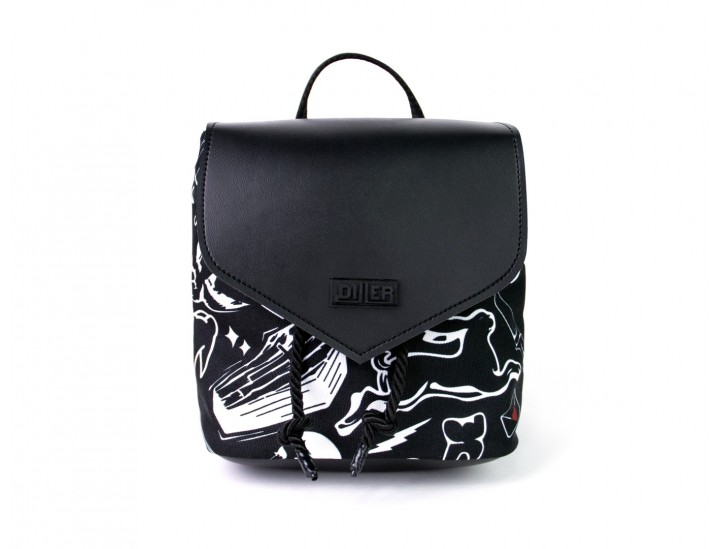 Рюкзак мини Tattoo