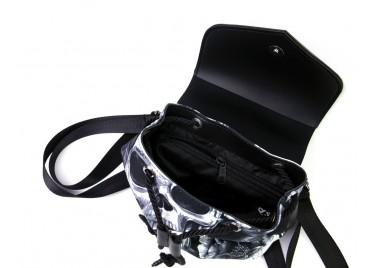 Рюкзак мини Grey Skull