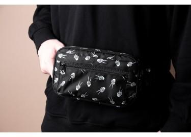 Поясная сумка мужская Gothic Hands