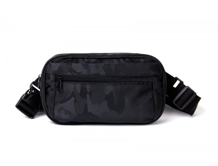 Поясная сумка мужская Black Military