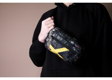 Поясная сумка мужская Yellow Cross