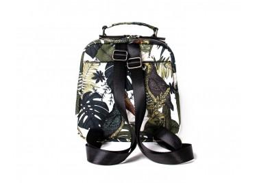 Рюкзак компактный Tropical Green