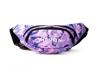 Поясная сумка Purple Dream
